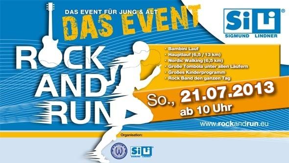 Plakat SiLi Run 2013