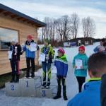 Siegerehrung NK 3. Platz Saskia Gubitz