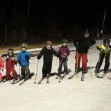 Alpin-Training der WSV Alpin-Trainingsgruppe am 31.01.20 am Hempelsberg mit Trainer Marcus Deml