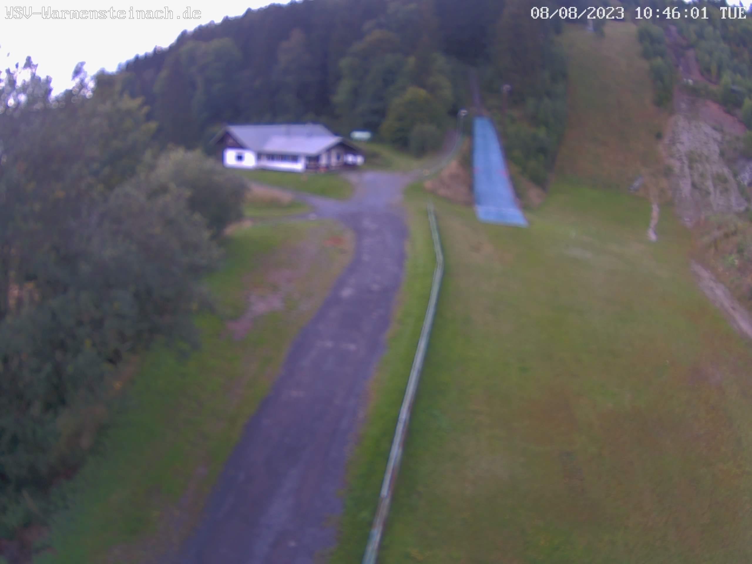 Webcam WSV warmensteinach